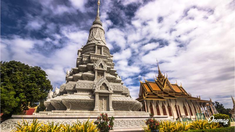 Viaggio in Cambogia, Phnom Penh