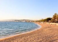 Il mare glamour di Cannes
