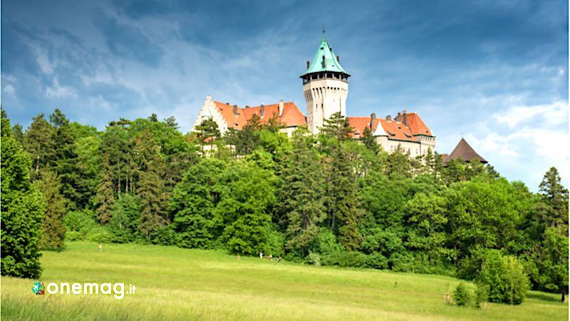 Slovacchia, castello di Smolenice