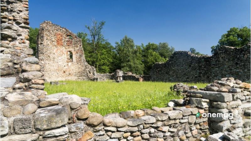 Castelseprio, Area archeologica