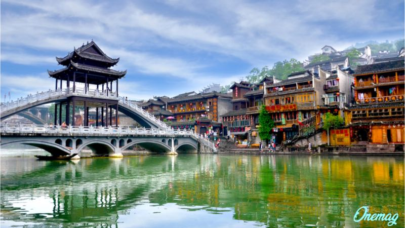 Le città della Cina, Fenghuang