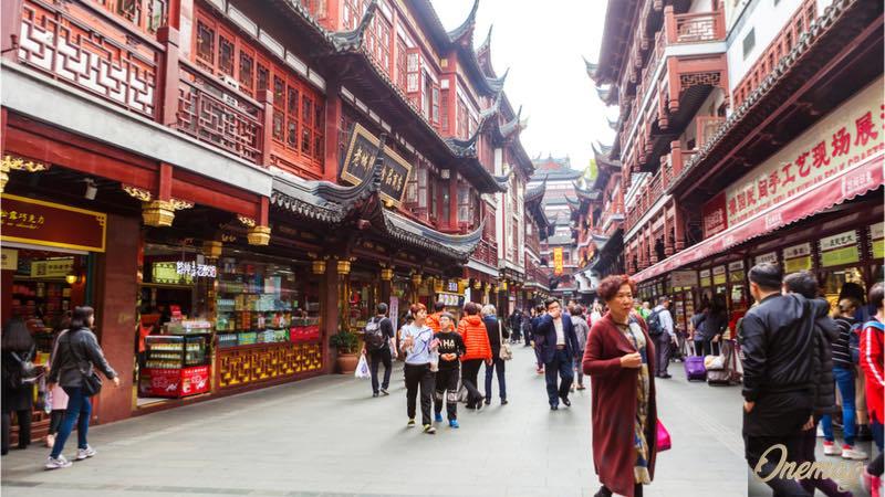Le città della Cina, Shangai