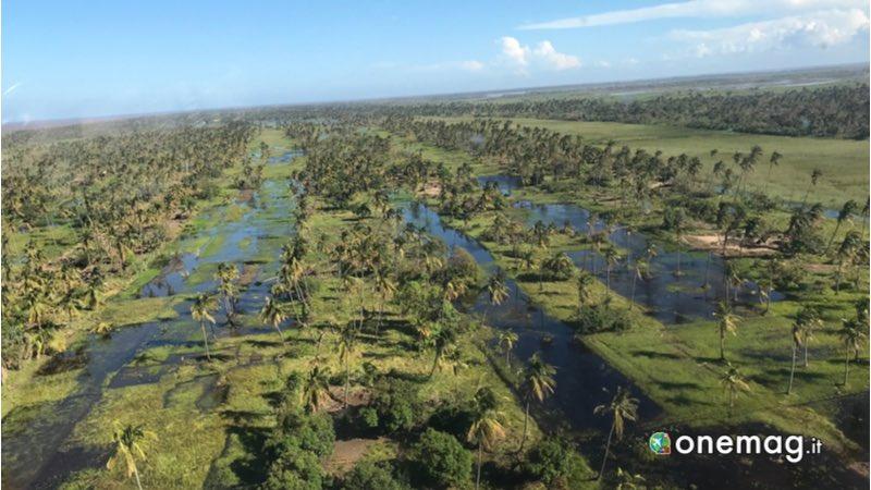 Il clima del Mozambico