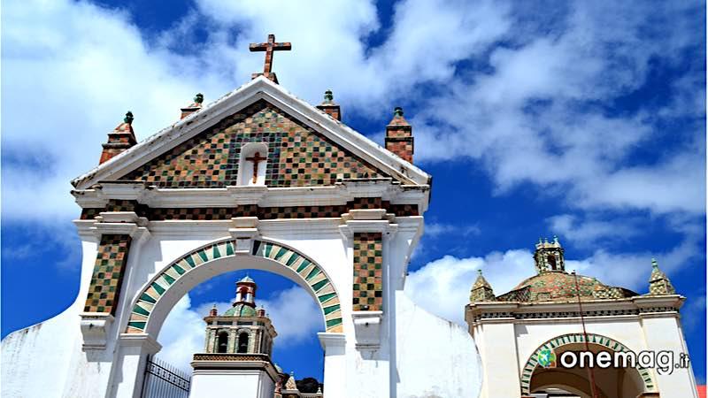 Copacabana, Bolivia cattedrale