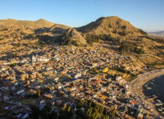 Visitare a Copacabana sul lago Titicaca