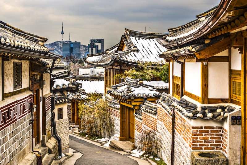 Corea del Sud, Hanok