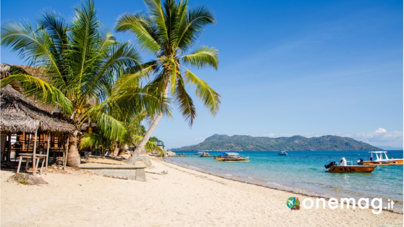 Cosa vedere a Nosy Be, la Spiaggia Andilana