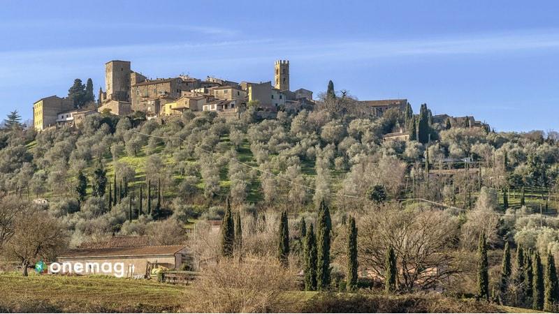 Cosa vedere a Montemerano, il borgo in Toscana
