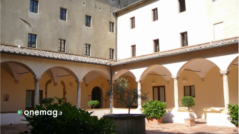 Cosa vedere a Pienza, la chiesa di San Francesco