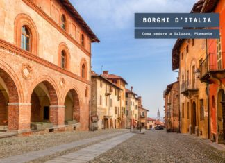 Cosa vedere a Saluzzo, il borgo piemontese