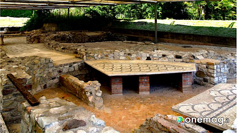 Scavi villa romana, Desenzano del Garda