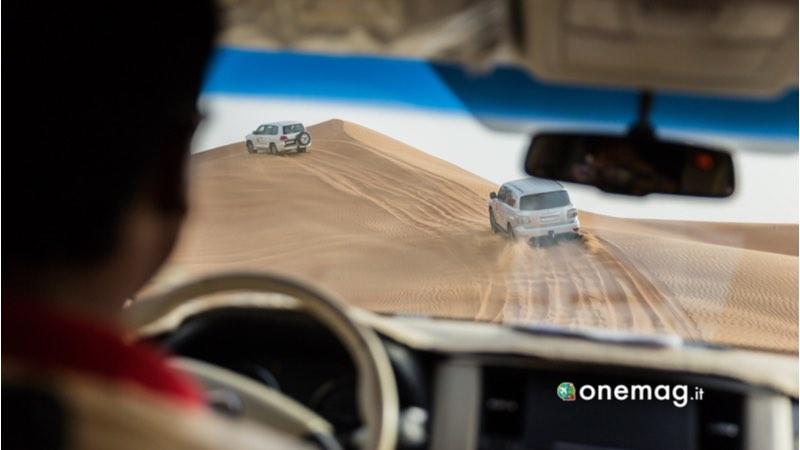 Emirati Arabi -Dune Bashing