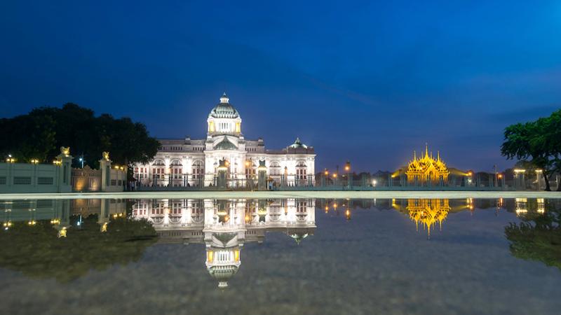 Cosa vedere a Dusit, palazzi governativi