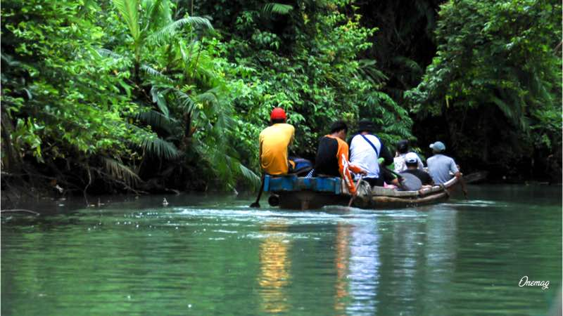 Escursione in barca Ujung Kulon