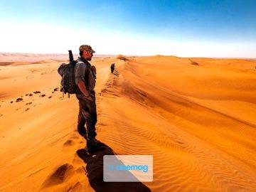 10 idee di escursioni tra i deserti di tutto il mondo