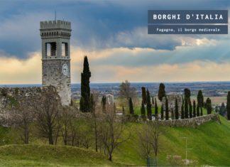 Visitare Fagagna, il borgo medievale