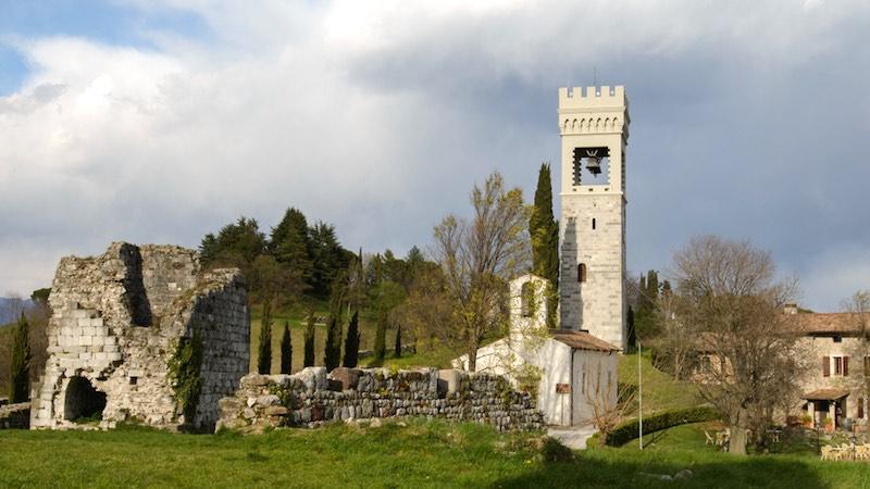 Il magnifico borgo di Fagagna
