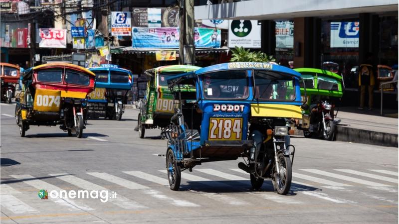 Filippine, idee e consigli di viaggio, mezzi di trasporto, taxi economici