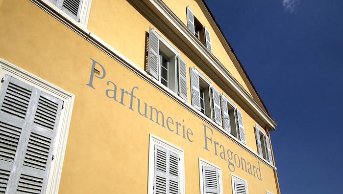Cosa vedere a Grasse, profumeria Fragonard edificio