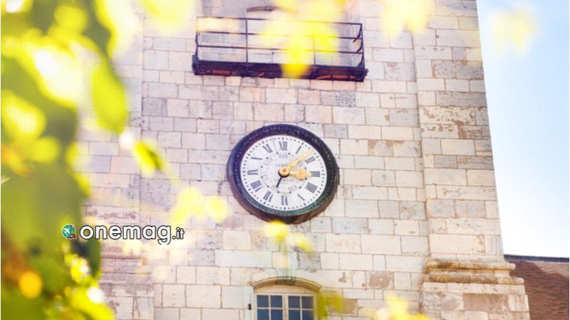 Dove si trova l'orologio astronomico