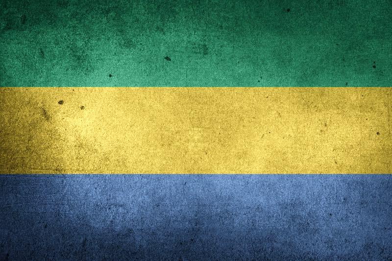 Guida turistica del Gabon, la bandiera