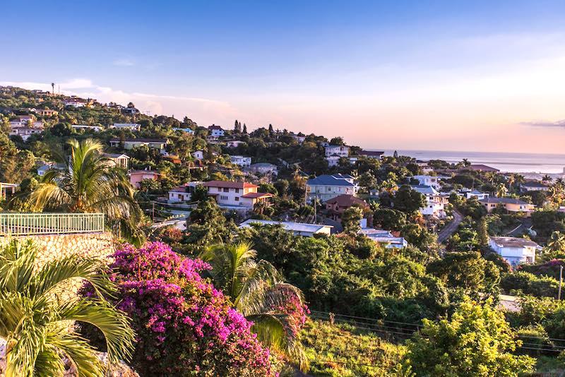 Giamaica, Kingston