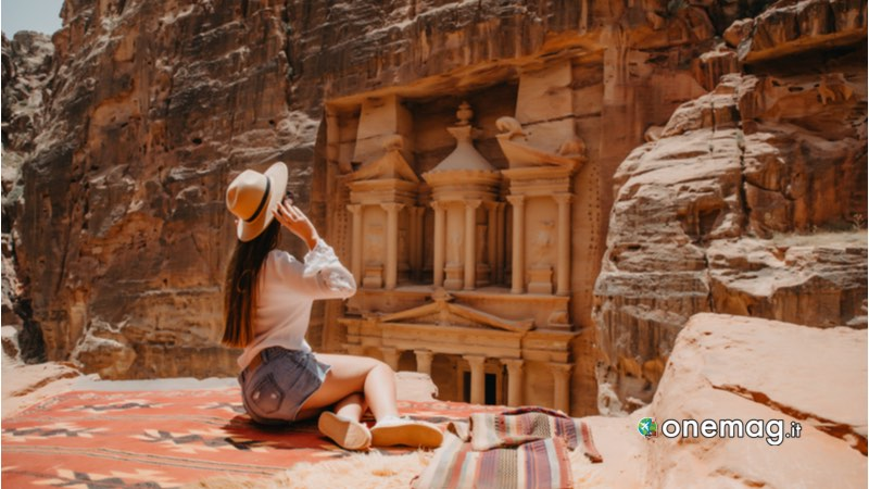 Giordania -A piedi verso Petra