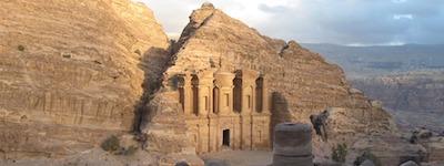 Visitare Giordania