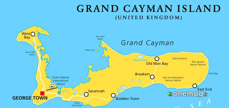 Cosa vedere alle isole Cayman