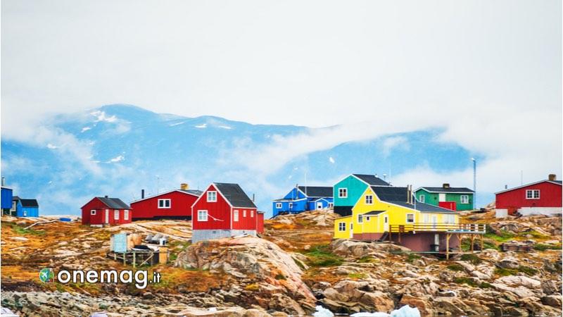 Groenlandia Occidentale, cosa vedere