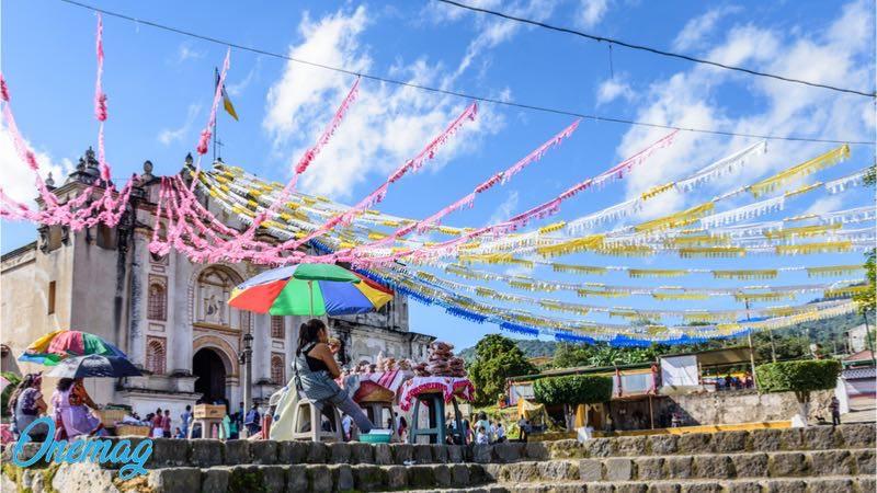 Città del Guatemala: le tradizioni maya all'ombra della mini tour Eiffel