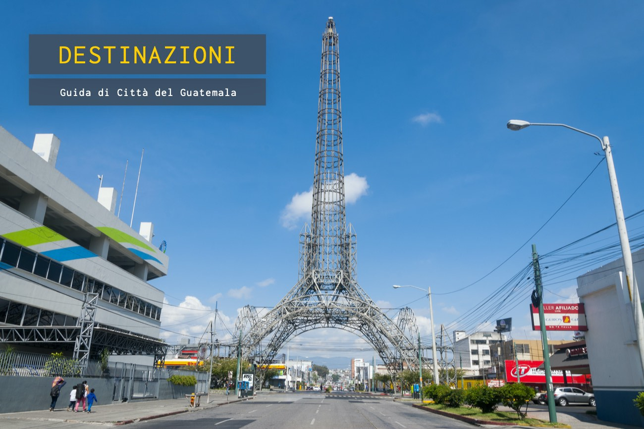 Guida della Città del Guatemala