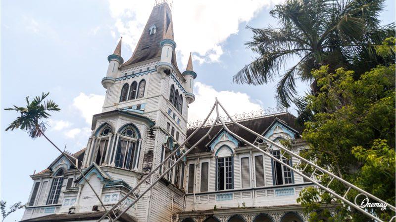 Esploriamo la Guyana, Municipio di Georgetown