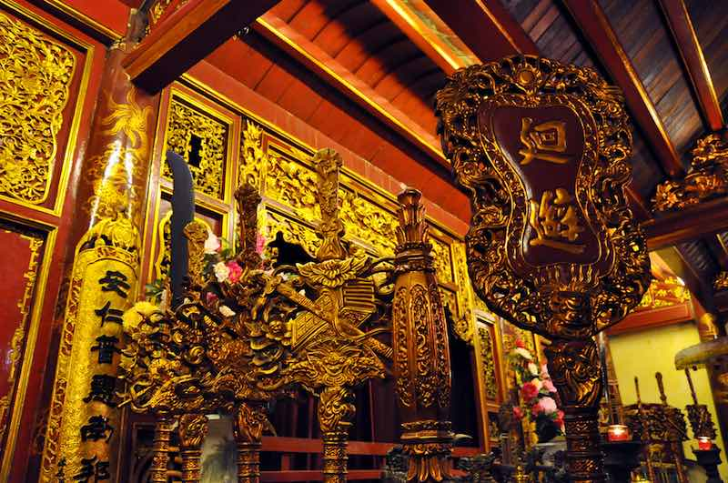 Hainoi, tempio di Ma Bach