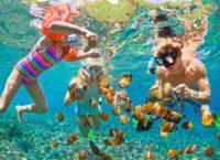 I paradisi per le immersioni in famiglia