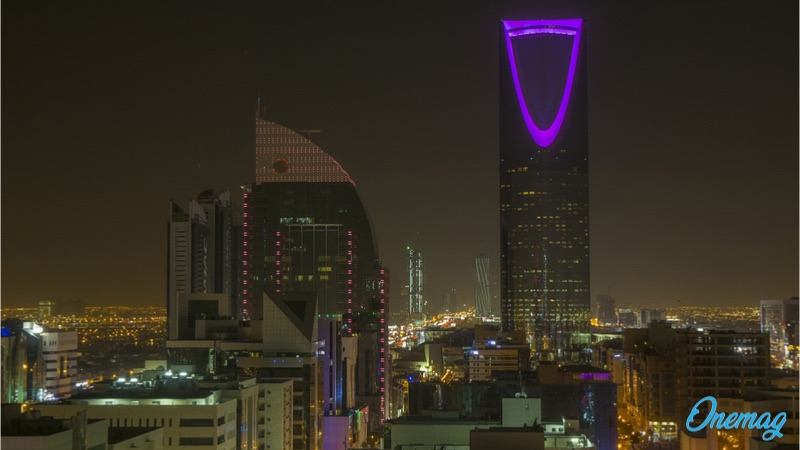 Kingdom Center Riyadh