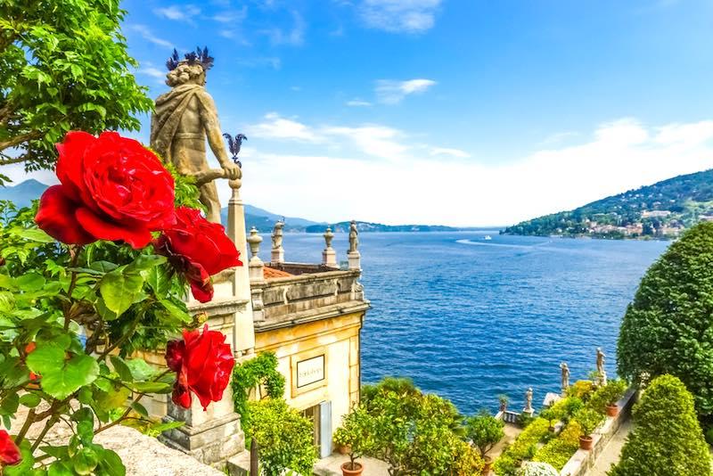 Le mete europee di Ottobre, Lago Maggiore