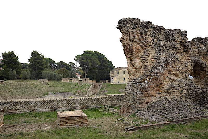 Cosa vedere a Larino, anfiteatro romano