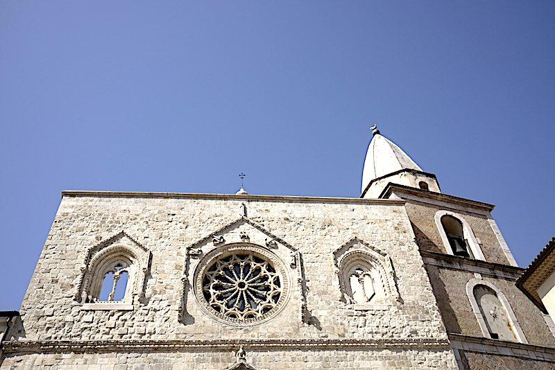 Cosa vedere a Larino, cattedrale
