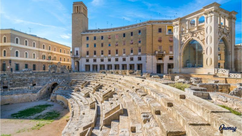 Cosa vedere a Lecce, Teatro Romano