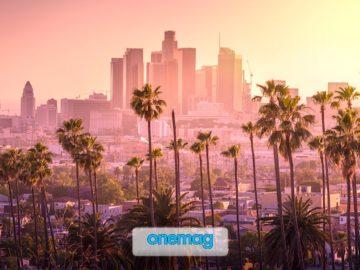 Los Angeles vista dall'alto