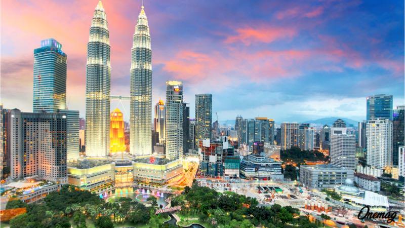 Cosa vedere in Malesia, veduta panoramica di Kuala Lumpur