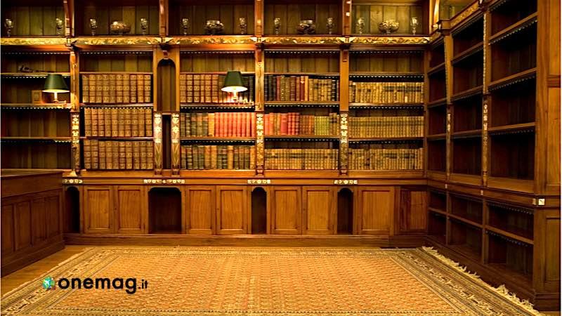 Cosa vedere a Mantova, la Biblioteca Teresiana