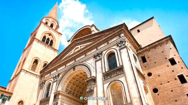 Cosa vedere a Mantova, la Basilica Sant'Andrea