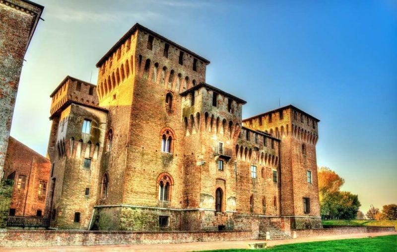 Cosa vedere a Mantova, Castel San Giorgio