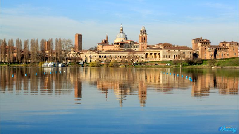 Cosa vedere a Mantova, laghi