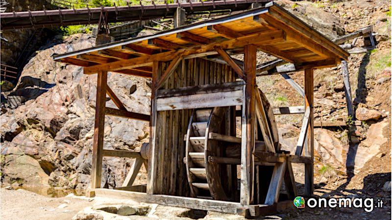 La miniera di Monteneve