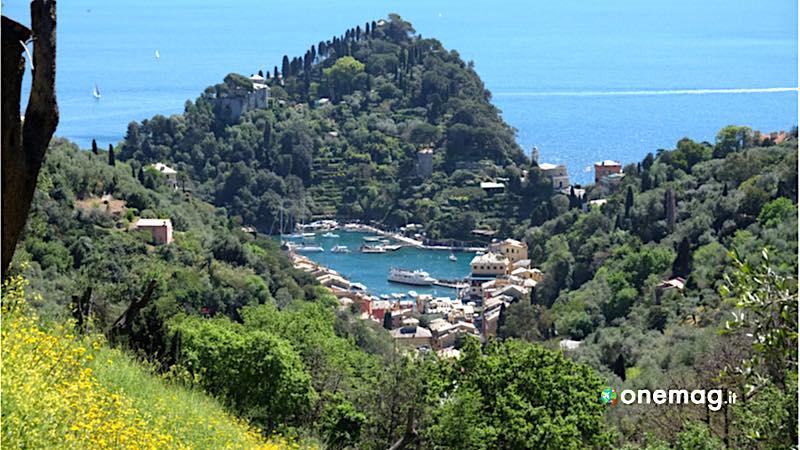 Portofino, Monte Portofino
