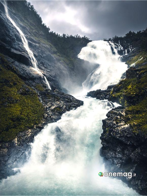 Le cascate della Norvegia