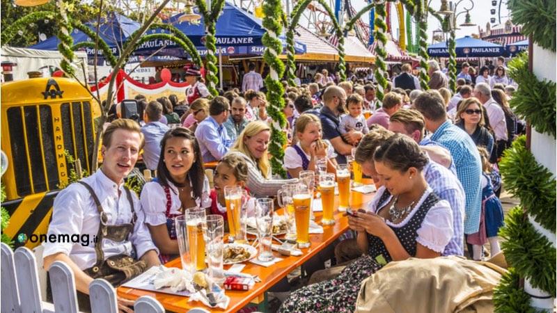Oktoberfest, stand